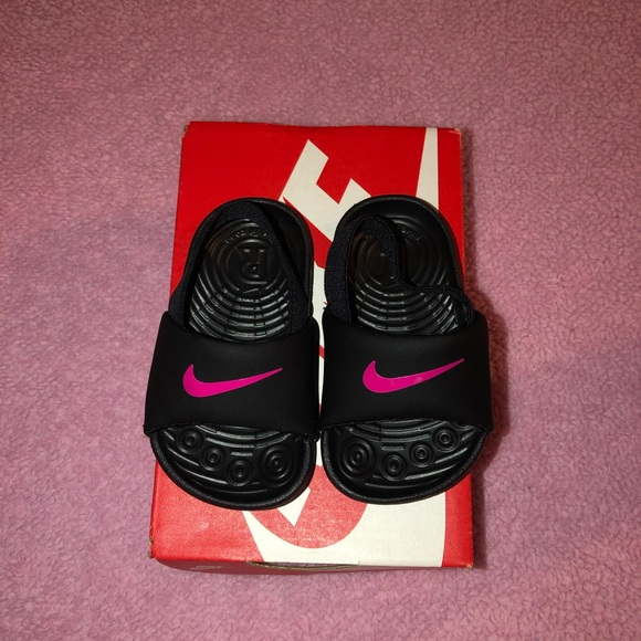 Brand New Baby Nike Slides | Poshmark